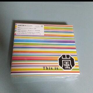 This is 嵐 初回限定盤DVD付[2CD+DVD](アイドル)