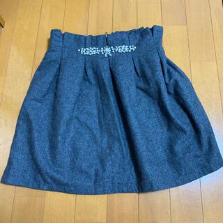 ページボーイ(PAGEBOY)のPAGEBOYグレースカート(ひざ丈スカート)
