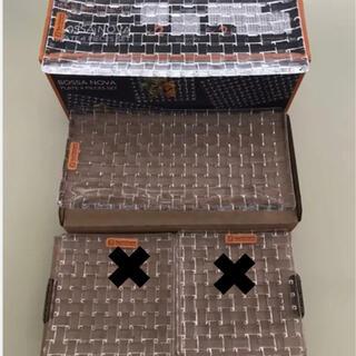 ナハトマン(Nachtmann)のナハトマン 長方形 プレート 2枚 28×14(食器)