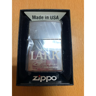ジッポー(ZIPPO)の新品•未使用 Zippo ライター 箱に少々難あり★(タバコグッズ)