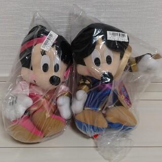 ディズニー(Disney)のミッキー ミニー ぬいぐるみ (ぬいぐるみ)
