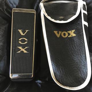 ヴォックス(VOX)のvoxワウペダル 847(エフェクター)