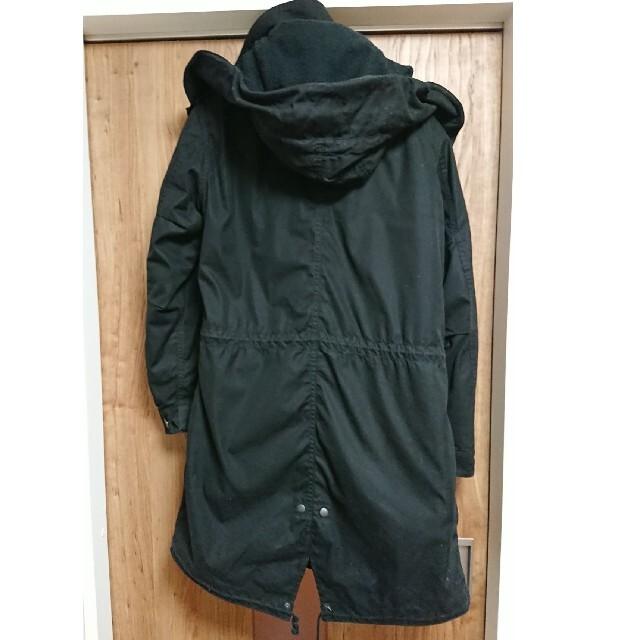 ATTACHIMENT(アタッチメント)のアタッチメント モッズコート メンズのジャケット/アウター(モッズコート)の商品写真