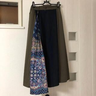 ローズバッド(ROSE BUD)のバーンブリーズ   スカート(ロングスカート)