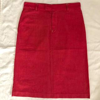 アーペーセー(A.P.C)のAPC スカート(ひざ丈スカート)