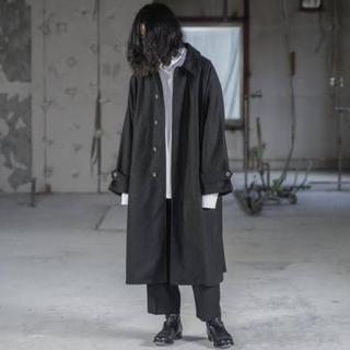 COMOLI - 【新品タグ付き】POLYPLOID(ポリプロイド)/LONG COAT C