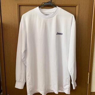 アシックス(asics)のasics  バレーボールTシャツ 練習着  L(バレーボール)