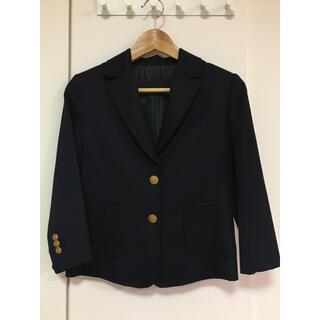 シンゾーン(Shinzone)の【美品】SHINZONE シンゾーン テーラードジャケット ブレザー 36(テーラードジャケット)