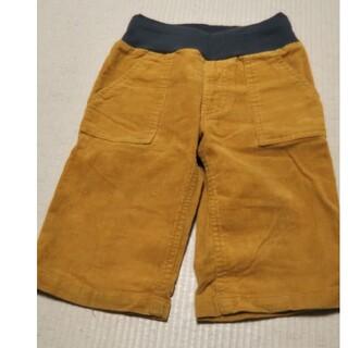 コンビミニ(Combi mini)のコンビミニ 半ズボン コーデュロイ 110サイズ(パンツ/スパッツ)