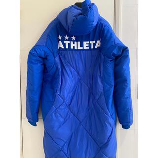 ATHLETA - アスレタ ベンチコート