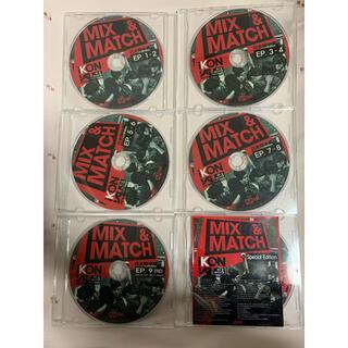 iKON - iKON   MIX&MATCH   DVD