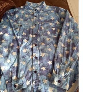 ローズバッド(ROSE BUD)のROSE BUDカップルズ メンズシャツ(シャツ)