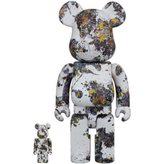 BE@RBRICK Jackson Pollock Studio(SPLASH)(その他)