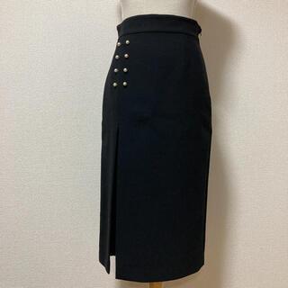 JILLSTUART - 美品 ジル スチュアート タイトスカート 黒