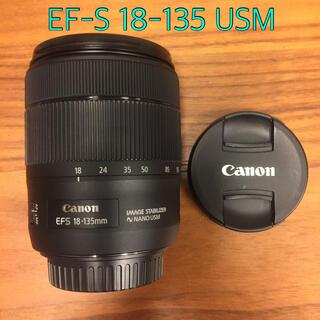 キヤノン(Canon)のCANON EF-S 18-135 USM(レンズ(ズーム))