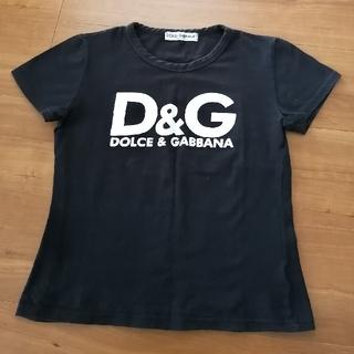 ドルチェアンドガッバーナ(DOLCE&GABBANA)のDOLCE&GABBANA ドルガバ キッズ Tシャツ 130(Tシャツ/カットソー)