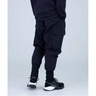 ワイスリー(Y-3)の■Y-3 19AW nylon cargo pants ☆名作☆ブラック(ワークパンツ/カーゴパンツ)