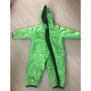 アカチャンホンポ(アカチャンホンポ)のジャンプスーツ カバーオール赤ちゃん本舗90サイズ(ジャケット/上着)