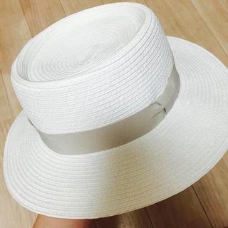 アバンリリー(Avan Lily)の13日限定価格 ハット カンカン帽(ハット)