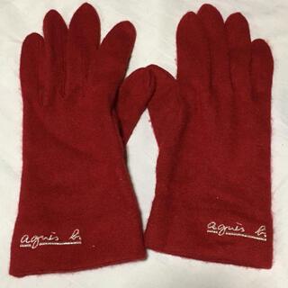 agnes b. - アニエスベー  手袋