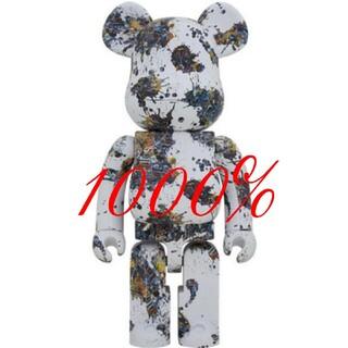メディコムトイ(MEDICOM TOY)のBE@RBRICK Jackson Pollock Studio 1000% (フィギュア)