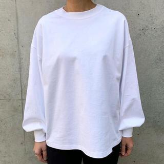 ハイク(HYKE)のHYKE  long sleeve tee (Tシャツ(長袖/七分))
