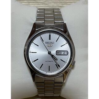 セイコー(SEIKO)のSEIKO 5 セイコー5 7S26-3100 自動巻 メンズ(腕時計(アナログ))