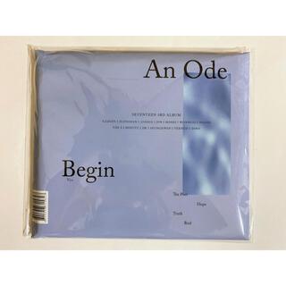 セブンティーン(SEVENTEEN)のSEVENTEEN セブチ AnOde Begin CD 開封済み(K-POP/アジア)