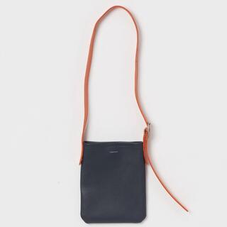 エンダースキーマ(Hender Scheme)のsupkeさん専用 one side belt bag small ネイビー(ショルダーバッグ)