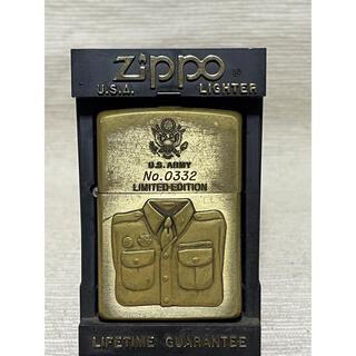 ジッポー(ZIPPO)のZIPPO 1995年製 U.S. ARMY Limited Edition(タバコグッズ)
