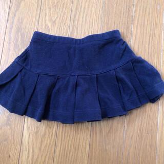 ラルフローレン(Ralph Lauren)のラルフローレン プリーツスカート 80(スカート)