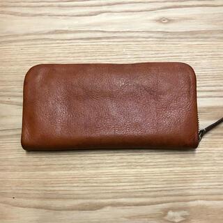 ツチヤカバンセイゾウジョ(土屋鞄製造所)の土屋鞄製造所 トーンオイルヌメクッションファスナー(長財布)