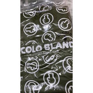 ココロブランド(COCOLOBLAND)のBACK BONG HEAVY HOODIE (OLIVE) (サイズ: XL)(パーカー)