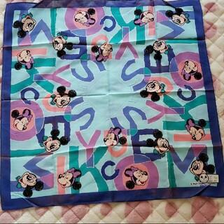 ディズニー(Disney)の未使用❁ミキミニバンダナ(バンダナ/スカーフ)