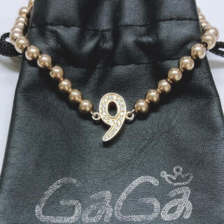 ガガミラノ(GaGa MILANO)のガガミラノ 9 SILVER ナンバー ブレスレット(ブレスレット/バングル)