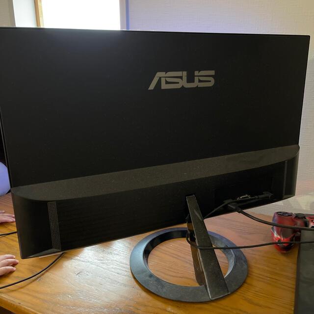 ASUS(エイスース)のゲーミングモニター美品 スマホ/家電/カメラのPC/タブレット(ディスプレイ)の商品写真