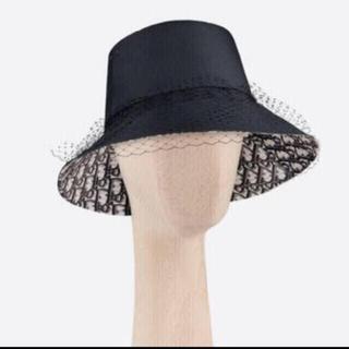 クリスチャンディオール(Christian Dior)の確実本物 新品 クリスチャンディオール バケットハット(ハット)