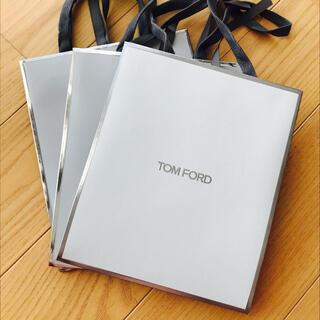 TOM FORD - TOMFORD トムフォード ショップ袋 ショッパー 3枚セット