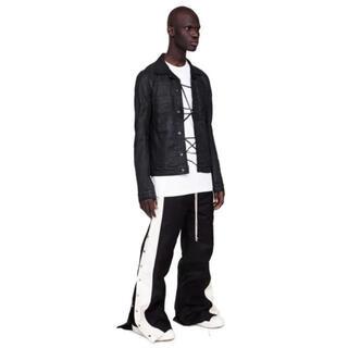 ダークシャドウ(DRKSHDW)のrickowens DRKSHDW easy pushers pants(ワークパンツ/カーゴパンツ)