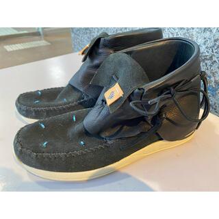 ヴィスヴィム(VISVIM)の16ss visvim FBT LHAMO COYOTE-FOLK BLACK(ブーツ)