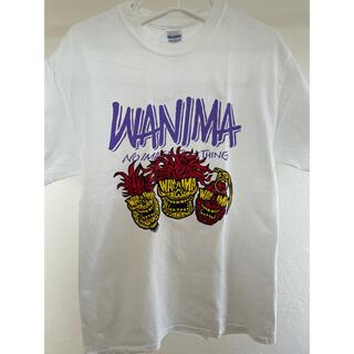 ワニマ(WANIMA)の美品 ワニマ WANIMA バンドTシャツ(Tシャツ/カットソー(半袖/袖なし))