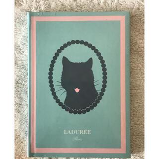 ラデュレ(LADUREE)のLADUREE ラデュレ ノートブック(ノート/メモ帳/ふせん)