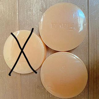 フラバンジェノール フラビアソープ 洗顔石鹸 夜用2個セット(洗顔料)