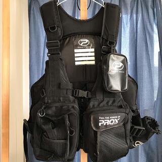2015プロックス(PROX) ライフジャケット PX399ブラック (ウエア)