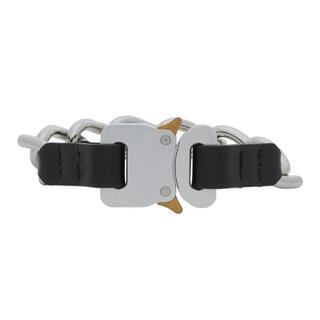 OFF-WHITE - 1017 ALYX 9SM アリクス シルバー バックル ブレスレット