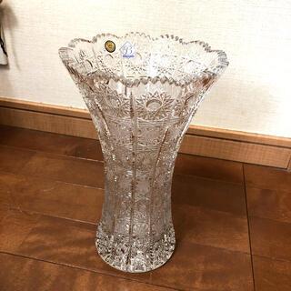 ボヘミア クリスタル(BOHEMIA Cristal)のボヘミアクリスタル 花瓶(花瓶)
