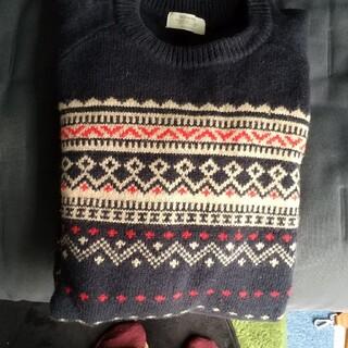 バックナンバー(BACK NUMBER)のRight-onバックナンバーセーター(ニット/セーター)