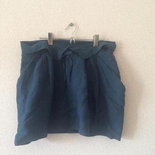 デンドロビウム(DENDROBIUM)のDENDROBIUMスカート(ミニスカート)