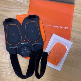 シックスパッド(SIXPAD)のSIX PAD Arm Belt(ボディケア/エステ)