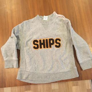 シップスキッズ(SHIPS KIDS)のシップスキッズ スウェット(Tシャツ/カットソー)